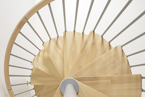 choose spiral staircase