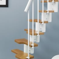 Attic and Space Saving Stairs Made in Italy & Attic Loft and Space Saving Stairs on Fontanot Shop