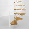 manual stairs loft ladder
